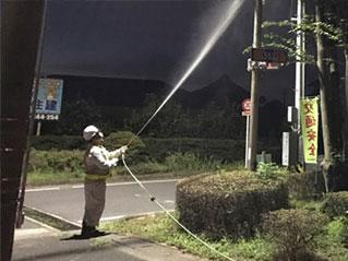 緑地管理・害虫駆除