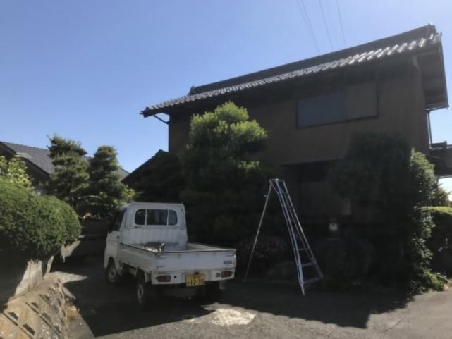 お家の庭木・樹木の剪定